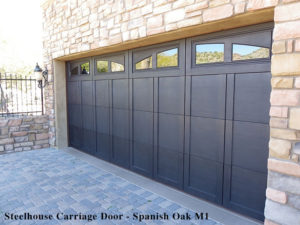 Steelhouse Garage Doors. Wood Tones Door Cave Creek Az